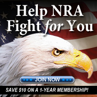 Join the NRA And Get A $10 Membership Discount!